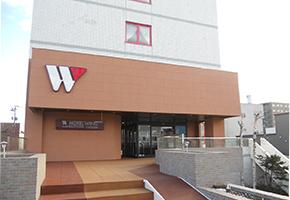 ホテル外観のイメージ